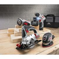 Craftsman 12-Volt 4-Piece Kit