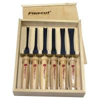 Flexcut 6-Piece Carving Chisels Set