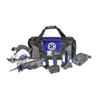 Kobalt 18V 4-Tool Kit