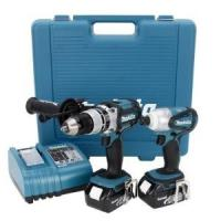 Makita 18V LXT 2-Tool Kit