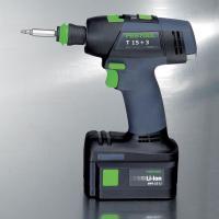 Festool T15 Li-Ion Cordless Drill