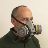 AO Safety QuickLatch Pro Respirator