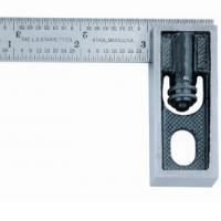 "Starrett 4"" double square"