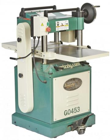 """Grizzly G0453 15"""" 3-hp Planer"""