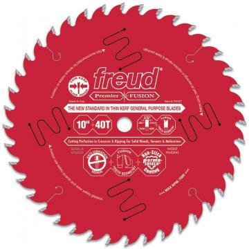 Freud Premier Fusion Thin-Kerf saw blade