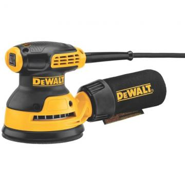 "DeWalt 5"" single-speed random-orbit sander DWE6421K"