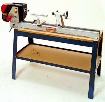 Craftsman Mid-Sized Lathe