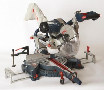 """Bosch 4310 10"""" Sliding Compound Mitersaw"""
