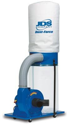 JDS 1.5 HP Dust Collector