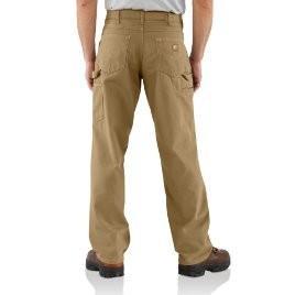 Carhartt Loose-Fit Canvas Carpenter Jeans