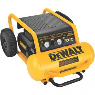 DeWalt 4.5 Gallon Compressor #D55146