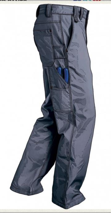 Duluth Trading Men's DuluthFlex Fire Hose Carpenter Pants