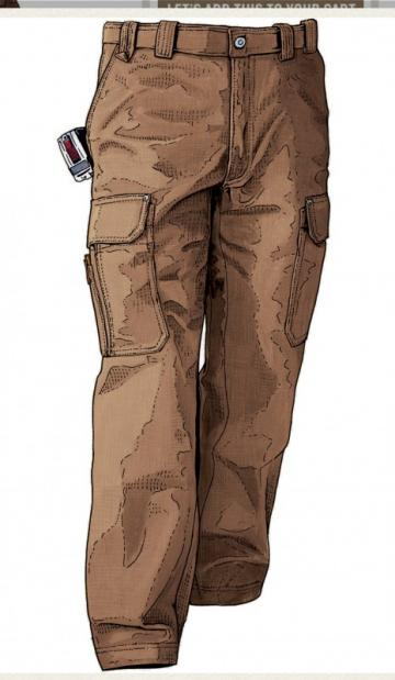 Duluth Trading Men's Fire Hose Work Pants