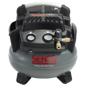 Senco PC1280 6 Gallon Pancake Air Compressor