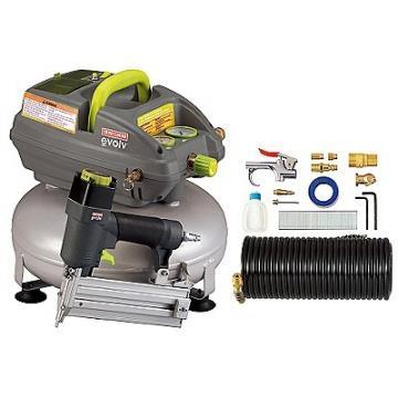 Craftsman Nailer/Compressor Kit