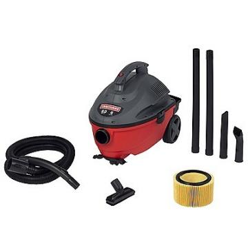 Craftsman 4-Gallon Wet/Dry Vacuum