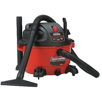 Craftsman 12-Gallon Wet/Dry Vacuum