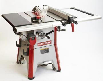 Craftsman 21833 Contractor Tablesaw Wood Magazine