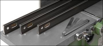 Veritas Aluminum Straightedge