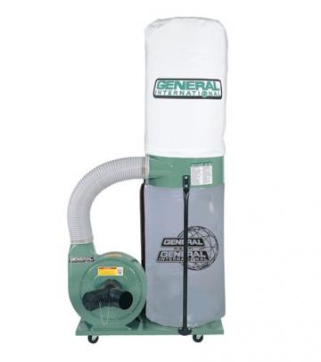 General International 1.5 HP Dust Collector
