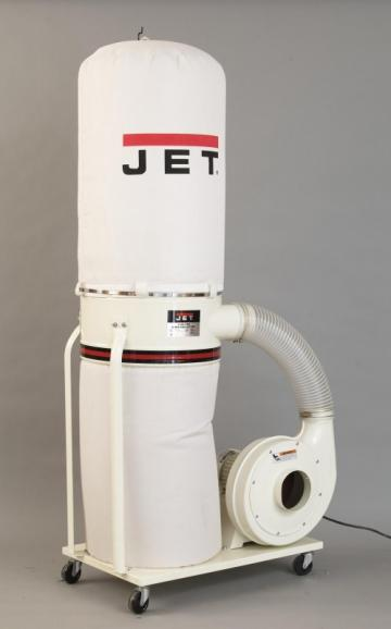 Jet 1.5 HP Dust Collector