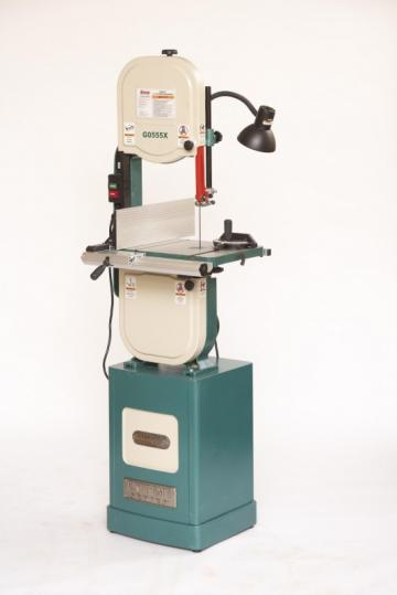 """Grizzly 14"""" Bandsaw G0555X"""