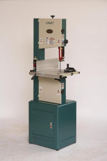 """Grizzly 14"""" Bandsaw G0457"""