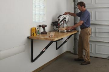 Bench Solution Collapsible Workbench