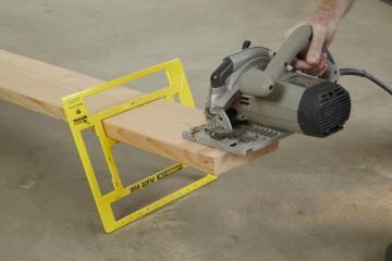 Tri-Vise Lumber Lok and Plate Vise