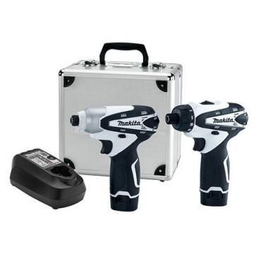 Makita 12V Micro/Impact Driver Kit