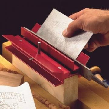 Woodsmith Scraper Sharpening System
