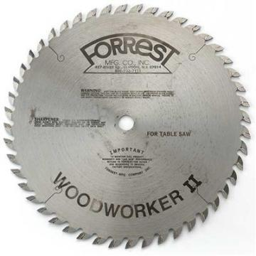 Forrest Woodworker II 40T General Purpose Blade