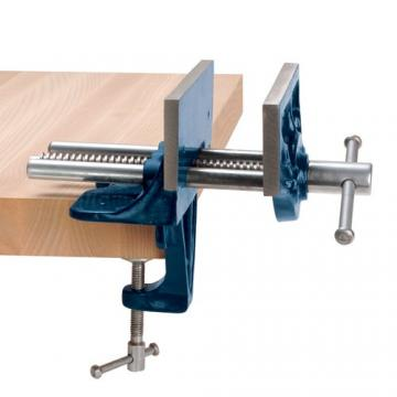 Rockler Clamp-On Bench Vise