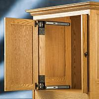 Knape & Vogt EZ Pocket Door Slide