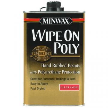 Minwax Wipe-On Polyurethane