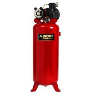 Husky 60-Gallon Air Compressor
