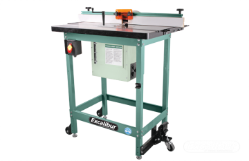 Excalibur 40-200 Deluxe Router Table Kit