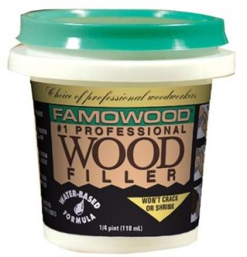 Famowood Water-Based Wood Filler