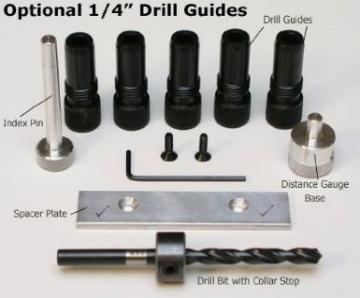 """Dowelmax 1/4"""" Accessory Kit"""
