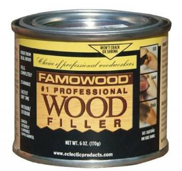 Famowood Solvent-Based Wood Filler