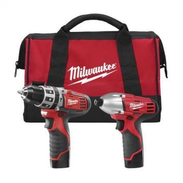 Milwaukee 12V Hammer/Impact Driver Kit