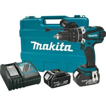 "Makita 18V LXT 1/2"" Hammerdrill XPH03M"