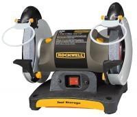 """Rockwell 8"""" Bench Grinder"""