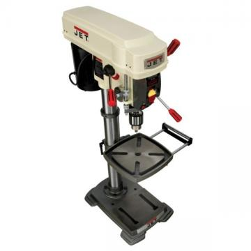 "Jet 12"" Benchtop Variable-Speed Drill Press"