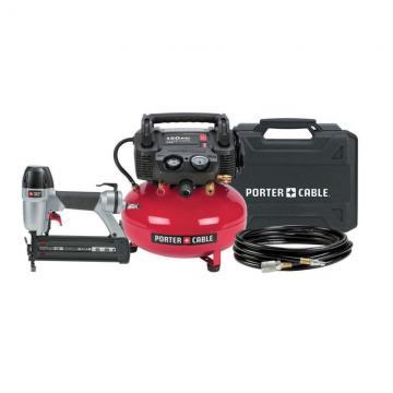 "Porter-Cable 2"" Nailer/Compressor Kit"