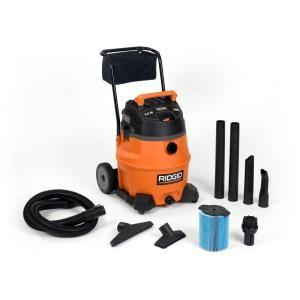 Ridgid 16-Gallon Wet/Dry Vacuum