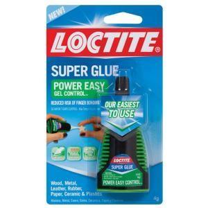 Loctite Super Glue Power Easy Gel Control