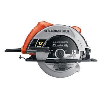 Black & Decker CS1012 Circular Saw