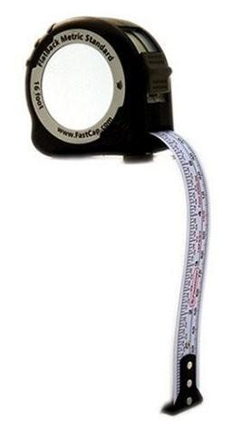 FastCap FlatBack Measuring Tape