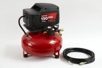 Craftsman 6-Gallon Air Compressor